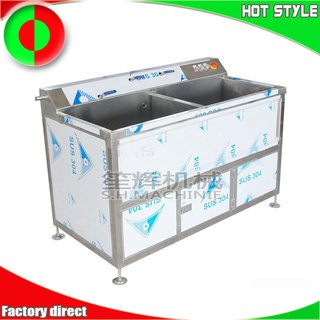 Commercial ozone fruit and vegetable washer manufacturer