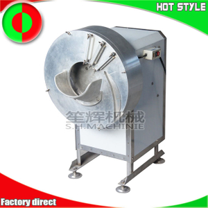 Shenghui factory provide garlic potato chip ginger slicer cutting machine