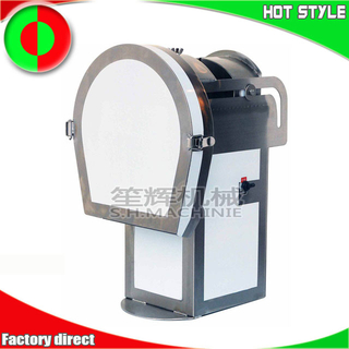 Electric onion slicer machine