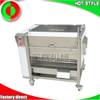 New version brush potatoes cassava carrot yam cleaning machine with cover