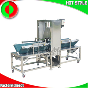 Factory horizontal winter melon peeling machine for sale made in China