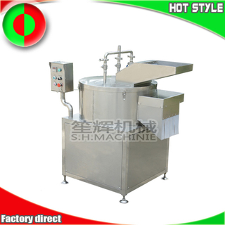 Automatic potatoes ginger carrot peeling equipment with knife fruit peeler