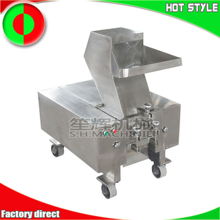 Bone crusher grinder machine