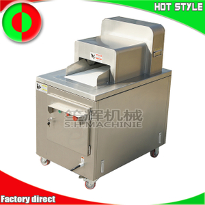 Mutton bone frozen meat slicer machine
