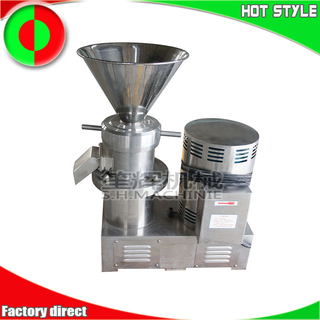 Industrial meat and bone grinder machine